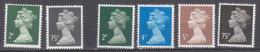 PGL BZ560 - GRANDE BRETAGNE Yv N°1301/02+1324/27 ** MACHINS - 1952-.... (Elizabeth II)