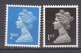 PGL BZ566 - GRANDE BRETAGNE Yv N°1400/1401 ** MACHINS - 1952-.... (Elizabeth II)