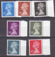PGL BZ568 - GRANDE BRETAGNE Yv N°1402/08 ** MACHINS - 1952-.... (Elizabeth II)