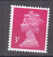 PGL BZ569 - GRANDE BRETAGNE Yv N°1420 ** MACHINS - 1952-.... (Elizabeth II)