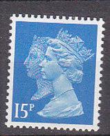PGL BZ572 - GRANDE BRETAGNE Yv N°1434 ** MACHINS - 1952-.... (Elizabeth II)