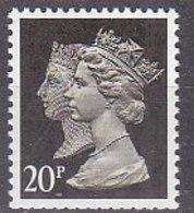 PGL BZ573 - GRANDE BRETAGNE Yv N°1435 ** MACHINS - 1952-.... (Elizabeth II)