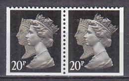 PGL BZ586 - GRANDE BRETAGNE Yv N°1444b ** MACHINS - 1952-.... (Elisabetta II)