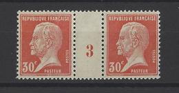 FRANCE.  YT  Millésimes  N° 173  Neuf **  1923 - Millésimes