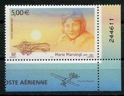RC 11524 FRANCE PA N° 67 MARIE MARVINGT PROVENANT DU FEUILLET NEUF ** TB - 1960-.... Neufs