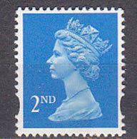 PGL BZ632 - GRANDE BRETAGNE Yv N°1697 ** MACHINS - 1952-.... (Elisabetta II)
