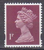 PGL BZ668 - GRANDE BRETAGNE Yv N°1948 ** MACHINS - 1952-.... (Elizabeth II)
