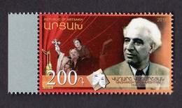 Armenien/Armenie/Armenia/Artsakh/Karabakh 2019, 125th Anniv. Of Vagharsh Vagharshyan (1894-1959), Actor - MNH ** - Armenië