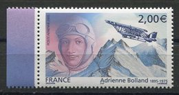 RC 11525 FRANCE PA N° 68 ADRIENNE BOLLAND PROVENANT DU FEUILLET NEUF ** TB - Airmail