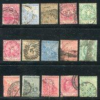 Suedafrika / Lot Ab Klassik (7035-20) - Briefmarken