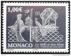 "Monaco YT 2452 "" Mille Et Une Nuits "" 2004 Neuf** - Monaco"