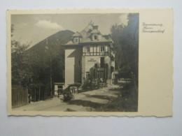 SEMMERING ,  Sonnwendhof  , Schöne Karte   Um 1942 - Österreich