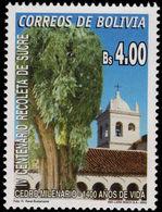 Bolivia 2002 Sucre Monastery Unmounted Mint. - Bolivia