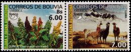Bolivia 2003 Flora And Fauna Unmounted Mint. - Bolivia