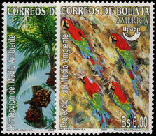Bolivia 2004 Environmental Protection Unmounted Mint. - Bolivia