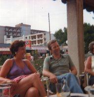 Original Photo Holiday On Beach - Pin-ups