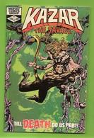 Ka-Zar The Savage # 13 - Shanna, Zabu - Marvel Comics Group - In English - Brent Anderson - April 1982 - Autres Éditeurs