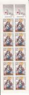 France 1993 MNH Sc #B655b Booklet 10 + 2 Labels St, Nicolas, Image Of Metz - Carnets