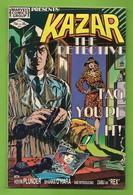 Ka-Zar The Savage # 17 - Shanna, Zabu - Marvel Comics Group - In English - Ron Frenz & Val Mayerik - August 1982 - Livres, BD, Revues