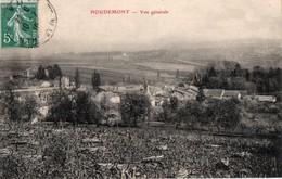 HOUDEMONT - Vue Générale - Autres Communes