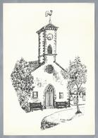 UK.- SARK. Guernsey. St. Peter's Church. Van Christine Self. - Guernsey