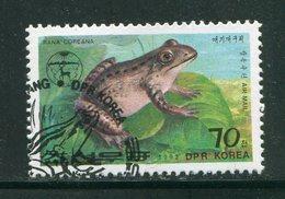 COREE DU NORD- Y&T N°2322- Oblitéré - Frogs
