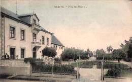 Meefe - Villa Des Roses (animée, Colorisée, Peu Vue, Edit Laflotte, Photo Bas-Oha 1922) - Wasseiges