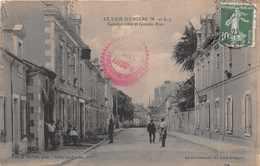 LE LION D' ANGERS - Gendarmerie Et Grande  Rue - France