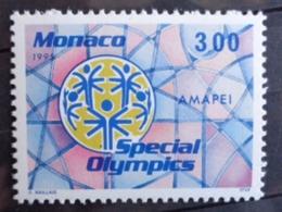MONACO 1995 Y&T N° 1974 ** - SPECIAL OLYMPICS INTERN. A NEW HEAVEN - Neufs