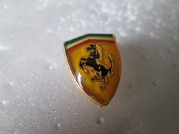 PIN'S    Logo  FERRARI - Ferrari