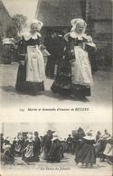 *MARIEE ET DEMOISELLE D'HONNEUR - Beuzec-Cap-Sizun