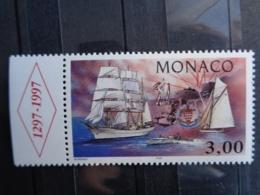 MONACO 1996 Y&T N° 2076 ** - YACHT CLUB DE MONACO - Unused Stamps
