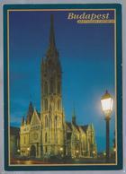 HU.- BUDAPEST. BOEDAPEST. MATTHIAS CHURCH. - Hongarije