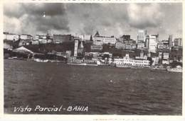 BRASIL Brazil Brésil - SALVADOR De BAHIA : Vista Parcial - CPSM Photo Noir Et Blanc Format CPA - - Salvador De Bahia