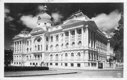 BRASIL Brazil Brésil - CURITIBA : Universidade - CPSM Photo Noir Et Blanc  Format CPA - - Curitiba