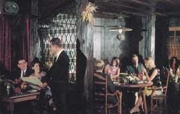 CARTOLINA - POSTCARD - CINA (HONG KONG ) CHESA RESTAURANT, PENINSULA HOTEL HONG KONG - ANNO. 1967 - VIAGGIATA - Cina (Hong Kong)