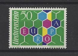 LIECHTENSTEIN.  YT  N° 355  Neuf **  1960 - Liechtenstein