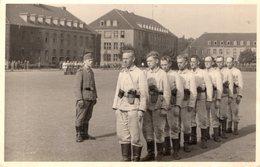 WW II Soldaten Kaserne - Guerra 1939-45