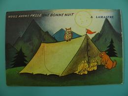 ST/248- 07 - Lamastre -camping  - - Lamastre