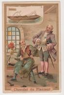 26838 Chromo CHOCOLAT Du Planteur Avis Sur Les Chromos -coordonnier - Chocolat