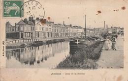 AMIENS QUAI DE LA SOMME - Amiens