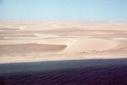 Qatar : Dunes At Umm Said - Qatar