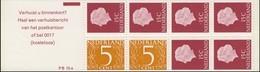 Pays-Bas Nederland 1971  Yvertn° Carnet C611c Pb 10a *** MNH Cote 20,00 Euro - Booklets