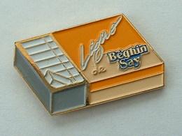 PIN'S  LIGNE DE BEGHIN SAY -  SUCRE - Food