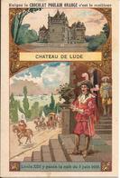 Chromo  CHOCOLAT POULAIN  /  Les  Romanciers  Célèbres  /  RICHARDSON  Samuel  / Roman :  Paméla Ou La Vertu Récompensée - Poulain