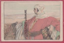 COLLECTION DES CENT---N°6--- Illustrateur GIRARDOT--Femme Orientale--belle Carte - Illustrateurs & Photographes