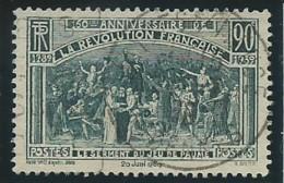 FRANCE: Obl., N° YT 444, TB - Used Stamps