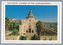 IL.- NAZARETH. The Church Of The Annunciation. Photo Garo Nalbandian. - Israël