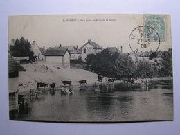 10 SAINT ST MESMIN Vue Prise Du Pont De La Seine - France