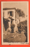 Albania Albanie Occupazione Italiana Cpa Viaggiata In Busta 1917 Voto Alle Donne.... - Albania